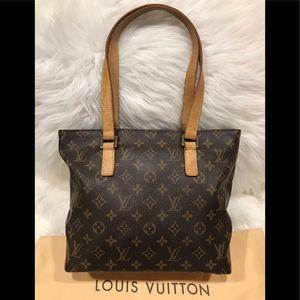 Authentic Louis Vuitton Cabas Piano Bag #6.1F